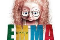 Obal nové desky kapely EMMA band.