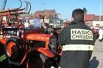 Sraz hasičských veteránů 2010