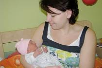 Anastázie Machová přišla na svět 29. prosince 2015. Měřila 47 centimetrů a vážila 2280 gramů. Svou prvorozenou dcerku si odvezli domů do Škvorce maminka Lucie a tatínek Libor.