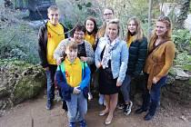 Mezinárodní projekt Erasmus+ aneb Pětce úsměv sluší i v zahraničí!