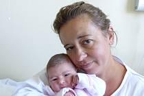 Eliška Lacková se narodila 6. září 2020 v kolínské porodnici, vážila 3750 g a měřila 50 cm. V Záboří nad Labem bude vyrůstat s maminkou Alenou a tatínkem Miroslavem.