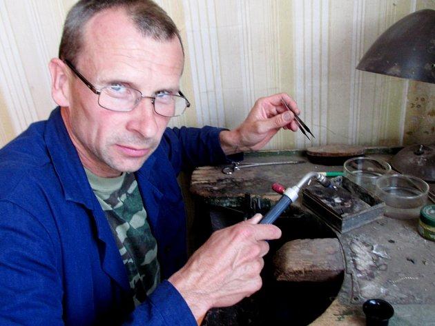 Klenotník Petr Kubišta