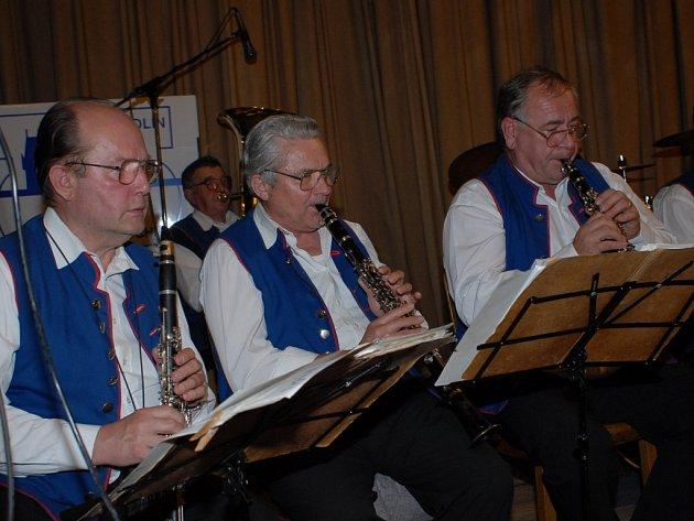 Ze setkání Klubu přátel Františka Kmocha v neděli 7. října 2007.
