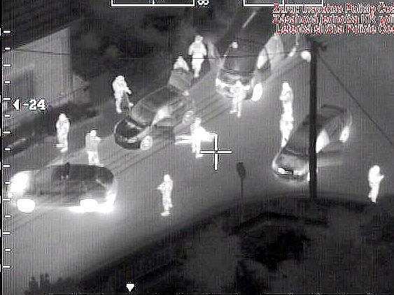 Policejní akce Okruh