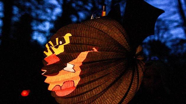 Lampion. Ilustrační foto.