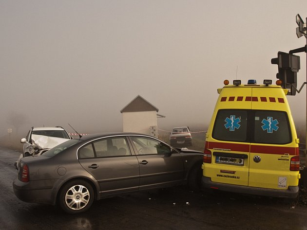 Tragická autonehoda poblíž Pučer