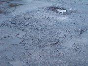 Úsek objížďky v Zásmukách, který před pár dny prošel podle ŘSD kontrolním dnem bez připomínek