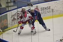 Kolínští hokejisté prohráli na ledě předposledního Šumperku