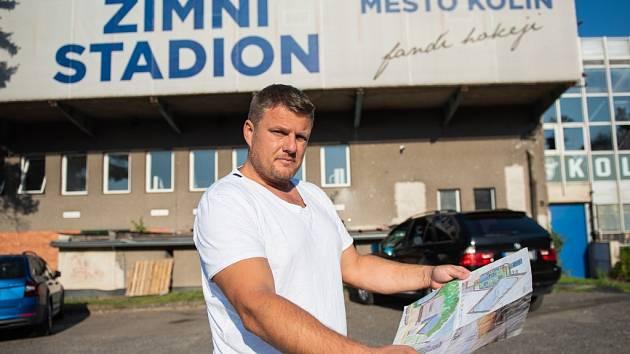 Spokojený prezident. Luboš From bere premiérovou sezonu kolínských hokejistů v Chance lize jako úspěšnou co se týče předváděné hry. Nejvíce ho potěšila výhra nad Vsetínem