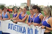 Z mistrovství České republiky v soutěži družstev.