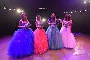 Finálový večer Miss Kolínska 2017