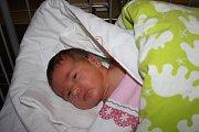 Sofia ČARNOGURSKÁ si vybrala k příchodu na svět 9. říjen 2015, 21.54 hodin a míry 3 710 g a 51 cm.   Holčička se narodila do velké rodiny: Má mámu  Janu, tátu Pavla, bratry Patrika (15), Dominika (11), Adama (13), Matěje (2) a sestru Nikol (7).