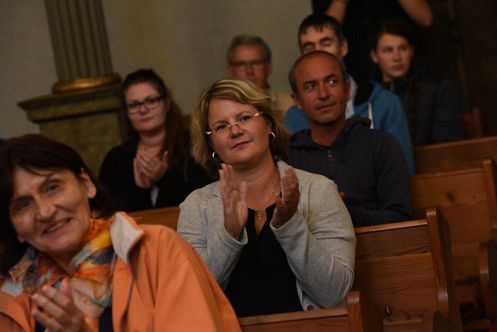 V kolínské synagoze se zastavila putovní výstava o Přemyslu Otakaru II.