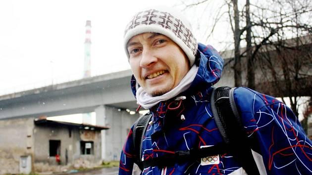 Běžec Marek Řízek