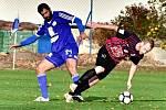 Z utkání FK Kolín - Čáslav (0:0, PK 6:7).
