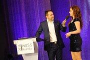 Finálový večer soutěže Miss Kolínska 2016
