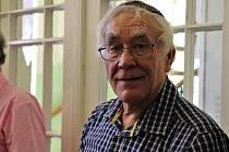 Koncert a odhalení pamětní desky při příležitosti návštěvy z londýnské synagogy