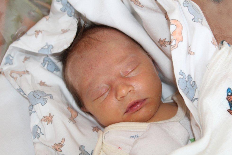 Ema Ambrožová přišla na svět 18. září 2017 s mírami 50 centimetrů a 3450 gramů. Svou prvorozenou dcerku si rodiče Pavlína a Lukáš odvezli domů do Veltrub.