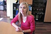 Studentka Obchodní akademie Kolín Marcela Holoubková, která ve finále soutěže pro celou svou třídu vybojovala vítězství. Spolužáci jí v přípravě nenechali samotnou a například s vyhledáváním informací pomáhali.