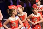 Čáslavští letci si užili už patnáctý ples, do varu je přivedli slovenští No Name