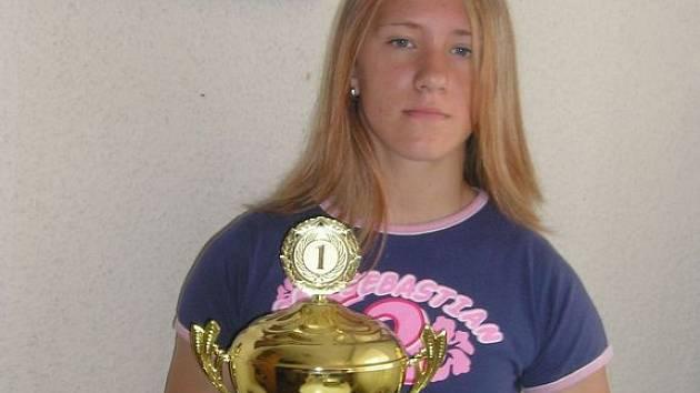 Kateřina Mrázová.