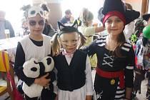 Dětský karneval v Ovčárech