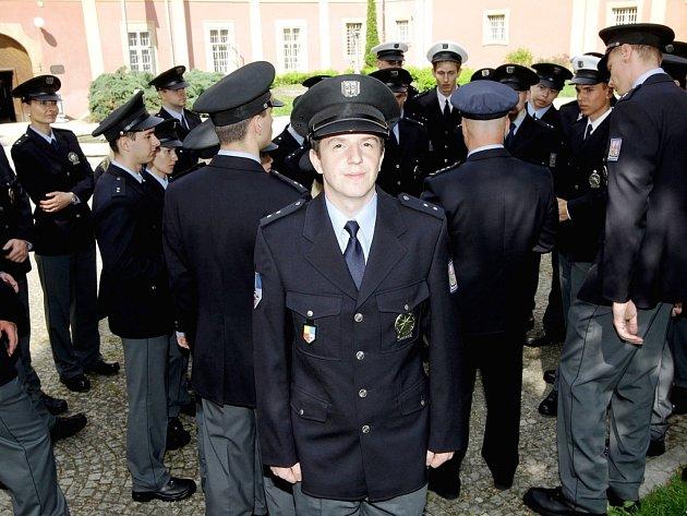 Slavnostní přísaha nových policistů