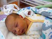 Matyáš Houdek se narodil 16.12.2018, vážil 4120 g a měřil 53 cm. V Olešce bude bydlet se sestřičkou Sofinkou (7) a rodiči Terezou a Petrem.