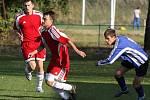 Z utkání Plaňany - Bečváry 2:0