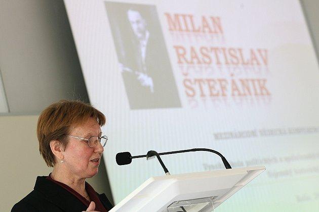 Na mezinárodní konferenci v Kolíně dorazil i bývalý prezident Slovenska Rudolf Schuster.