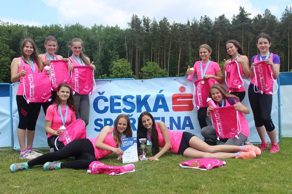 Na stadiónu Mirka Tučka v kolínských Borkách proběhlo letošní krajské finále největší atletické náborové soutěže Poháru rozhlasu.
