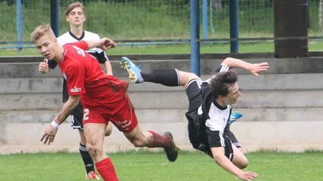 Z utkání FK Kolín U17 - Varnsdorf (3:0).
