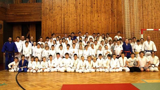 O judo je v Kolíně zájem. Provozují ho téměř dvě stovky členů.