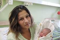 Vanesa Žembová se rozplakala 6. ledna 2016. Její první míry byly 50 centimetrů a 3440 gramů. S maminkou Silvií a bratr Josefem (16), Davidem (13) a Sebastianem (15 měsíců) bydlí v Kolíně.