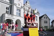 Loňský Den města se vydařil co do účasti diváků, účinkujících i slunečních paprsků.