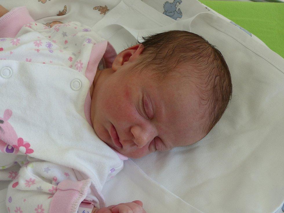 Agáta Bartušková se narodila 16. května 2020 v kolínské porodnici, vážila 2925 g a měřila 48 cm. V Kolíně bude vyrůstat se sestřičkou Adriankou (3) a rodiči Kamilou a Janem.