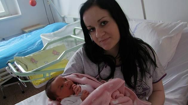 Laura Rúszová přišla na svět dne 28. ledna 2018 s mírami 50 cm a 3630 gramů. Maminka Monika a tatínek Robert ji budou vychovávat v Kutné Hoře.