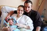Prvorozeného syna Filipa si rodiče Lucie Plachá a Michal Tlustý odvezou domů do Liblic u Českého Brodu. Filip Tlustý se narodil 23. března 2010. Vážil 3 900 gramů a měřil 53 centimetrů.