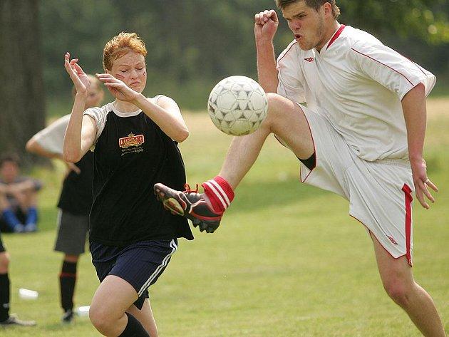 19. ročník Kevin Cupu nabídl pěkné fotbalové zážitky.