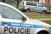Nová vozidla kolínské policie.