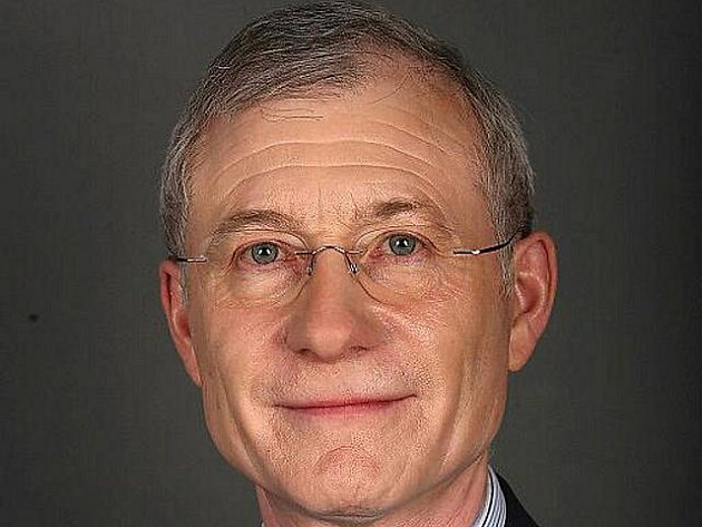 Bernard Million - Rousseau, výkonný viceprezident společnosti TPCA v Kolíně.