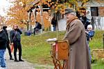 Program v Kouřimském skanzenu přilákal mnoho návštěvníků.