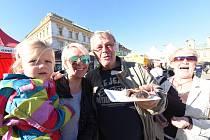 Ze Street Food festivalu Kolín 2019.