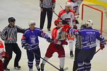 Proti Pelhřimovu to byla patnáctá výhra Kozlů v probíhající sezoně.