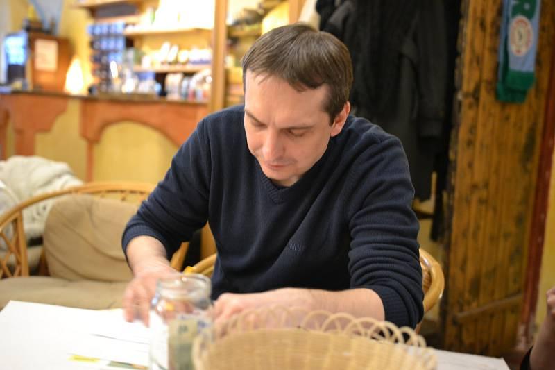 Kolín se zapojil do maratonu psaní dopisů