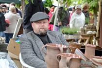 Den keramiky přilákal spoustu návštěvníků