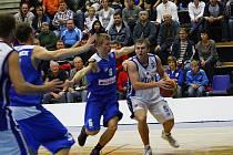 Utkání BC Kolín - USK Praha
