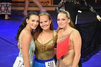 Tanečníci z CrossDance zamířili na světový pohár v maďarském Siofoku.