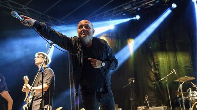 Tomáš Waschinger je duchovním otcem Kouřimské skály, festivalu, který je vzpomínkovým setkáním na zpěváka Petra Muka.