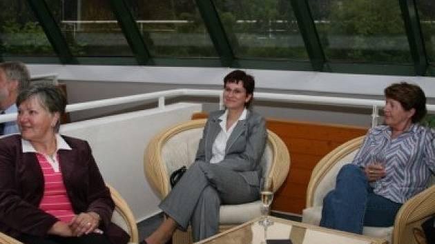 Účastnice programu Manuál úspěšné ženy mohou uplatnit nabyté zkušenosti ve vlastním podnikání.